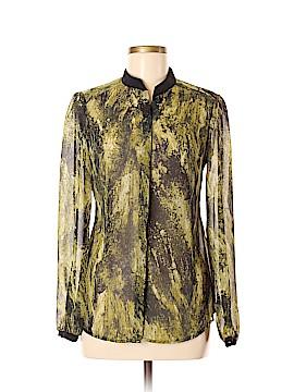 Vivienne Vivienne Tam Long Sleeve Blouse Size Med (2)