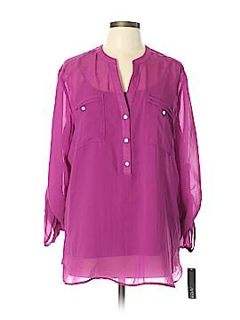Apt. 9 3/4 Sleeve Blouse Size XL