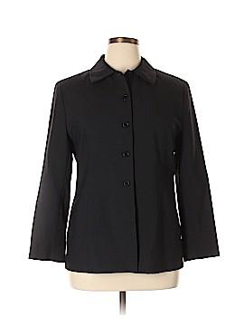 Jones New York Wool Blazer Size 14