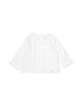 Baby CZ by Carolina Zapf Long Sleeve Blouse Size 12-18 mo