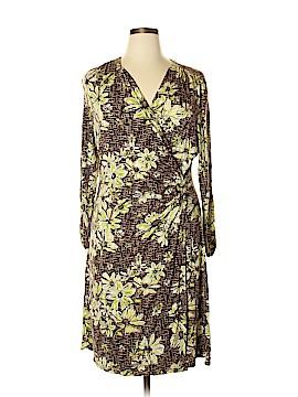 Pendleton Casual Dress Size XL (Petite)