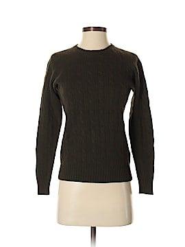 Ralph Lauren Black Label Cashmere Pullover Sweater Size XS