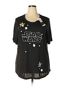 Star Wars Short Sleeve T-Shirt Size 3X (Plus)
