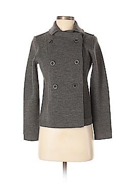 Eileen Fisher Wool Coat Size P