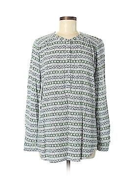 Ann Taylor Factory Long Sleeve Button-Down Shirt Size M