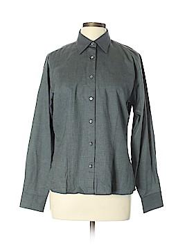 Cutter & Buck Long Sleeve Button-Down Shirt Size L