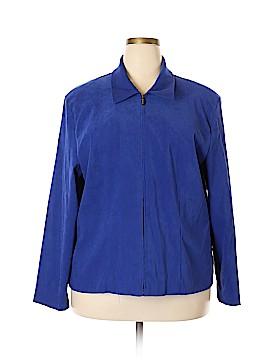 Briggs New York Jacket Size 22 (Plus)