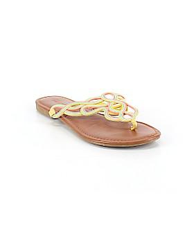 Bamboo Flip Flops Size 9