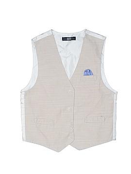 Nautica Tuxedo Vest Size 7