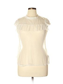 Next Short Sleeve Blouse Size 18 (UK)