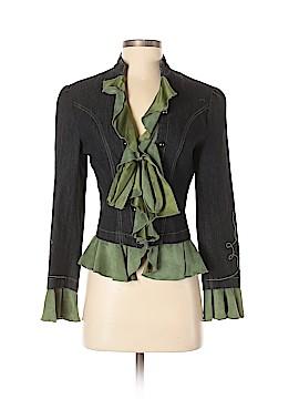 Anna Sui Denim Jacket Size S