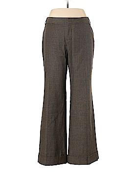 Banana Republic Wool Pants Size 12 (Petite)