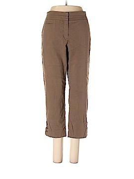 Faconnable Linen Pants Size 8