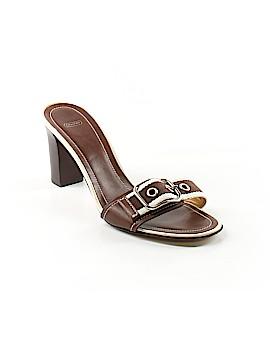Coach Mule/Clog Size 9 1/2