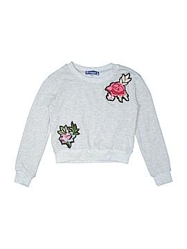 Truly Me Sweatshirt Size S (Kids)