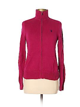 Ralph Lauren Sport Cardigan Size M