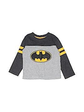 Batman Long Sleeve T-Shirt Size 2T