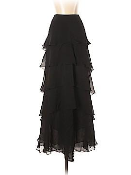 Carmen Marc Valvo Silk Skirt Size 4