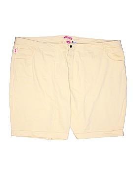 Woman Within Denim Shorts Size 26 (Plus)