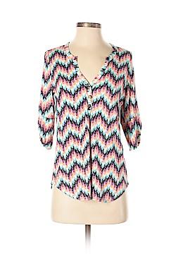 Pixley Short Sleeve Top Size S