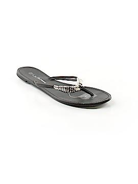 CL by Laundry Flip Flops Size 10
