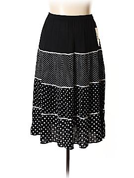 Cathy Daniels Casual Skirt Size 1X (Plus)