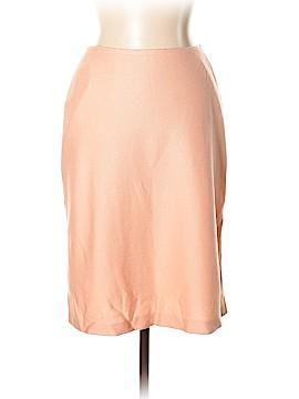 John Varvatos Wool Skirt Size 46 (EU)