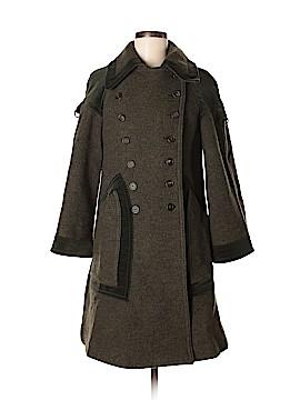 ETRO Wool Coat Size 42 (IT)