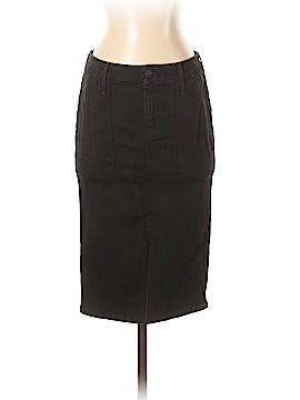 Mother Denim Skirt 24 Waist