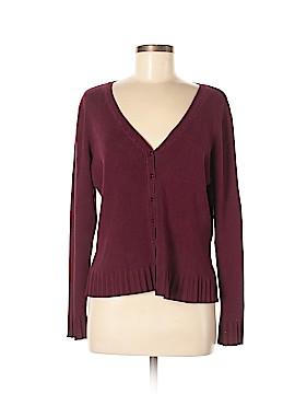 Coldwater Creek Silk Cardigan Size M