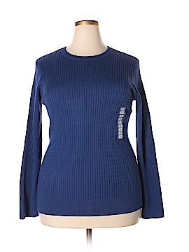 Jeanne Pierre Pullover Sweater Size 1X (Plus)