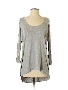 Cynthia Rowley TJX 3/4 Sleeve Top Size S