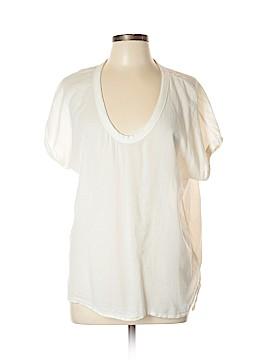 James Perse Short Sleeve Blouse Size XL (4)