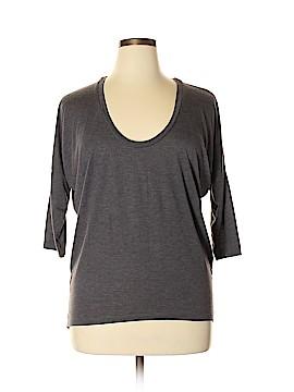 ALTERNATIVE 3/4 Sleeve T-Shirt Size XL