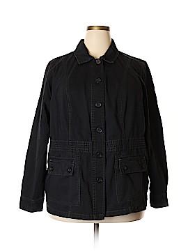 French Cuff Jacket Size 3X (Plus)