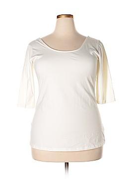 City Chic 3/4 Sleeve Top Size 18 Plus (M) (Plus)
