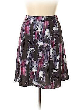 Modamix By Brandon Thomas Casual Skirt Size 14 (Plus)