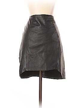 Shakuhachi Leather Skirt Size 6