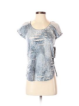 Aqua Short Sleeve Top Size XS