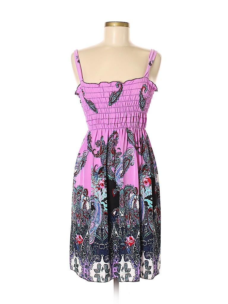 Basix Women Casual Dress Size M