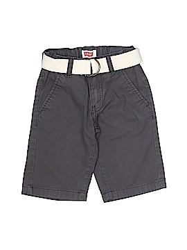 Levi's Khaki Shorts Size 5