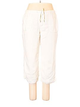 Lizwear by Liz Claiborne Linen Pants Size 14