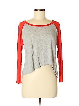 Enza Costa Long Sleeve T-Shirt Size M