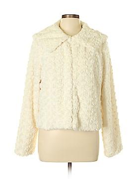 Fever Faux Fur Jacket Size L