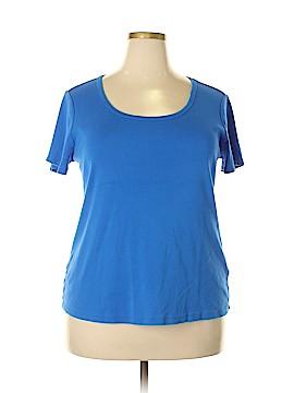 CB Short Sleeve T-Shirt Size 2X (Plus)