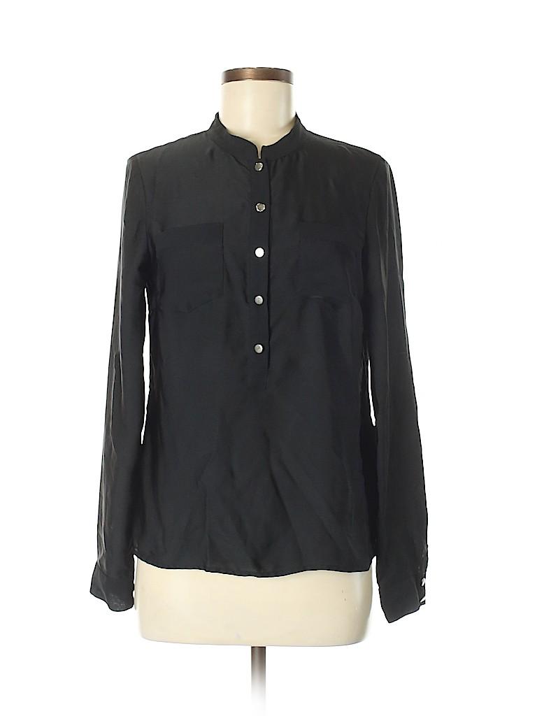H&M Women Long Sleeve Blouse Size 6