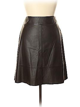 Banana Republic Faux Leather Skirt Size 16