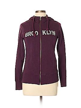 Brooklyn Industries Zip Up Hoodie Size L
