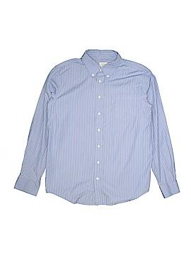 Talbots Kids Long Sleeve Button-Down Shirt Size 14