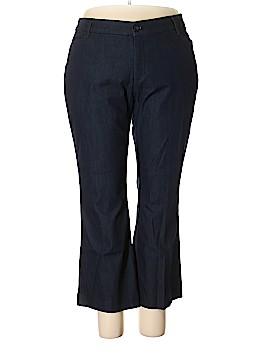 St. John's Bay Jeans Size 20W (Plus)